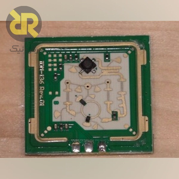 سنسور رادار مایکروویو آشکارساز حرکت CDM324