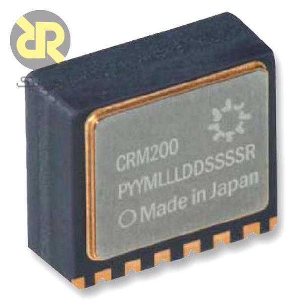 سنسور ژیروسکوپ آنالوگ و دیجیتال CRM200