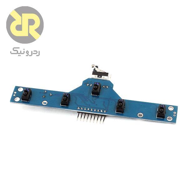 ماژول سنسور مادون قرمز 5 کاناله TRCR5000