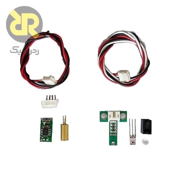 ماژول فرستنده - گیرنده لیزری LOTUS-257-TR