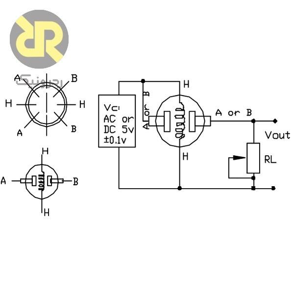 NH3 sensor MQ-137