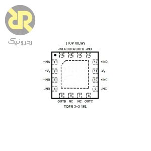 تقویت کننده ابزاردقیق SON3130