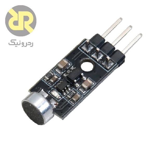 آی سی تقویت کننده میکروفون MAX9812