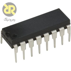آی سی شمارنده 4 بیتی DM74161