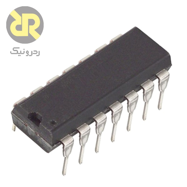آی سی گیت OR دو ورودی 74LS32