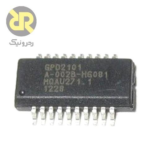آی سی دیکدر صوتی GPD2101