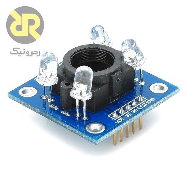 ماژول سنسور تشخیص رنگ GY-31