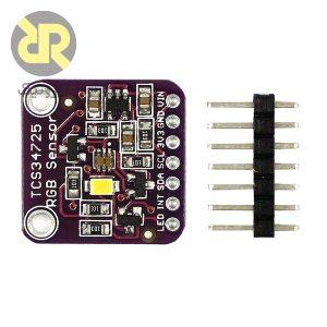ماژول سنسور تشخیص رنگ TCS34725
