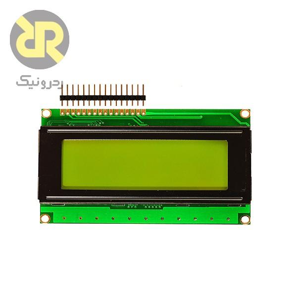 نمایشگر LCD کاراکتری 20x4 مدل TS2040-1