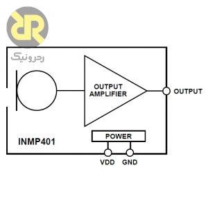 میکروفون چند جهته ADMP401