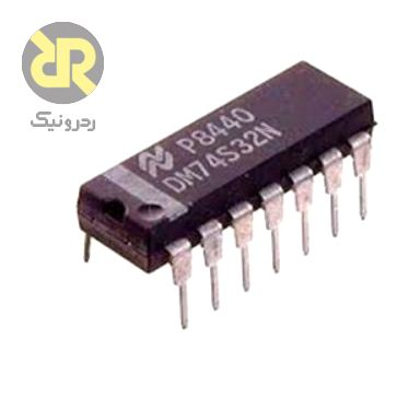 آی سی گیت OR دو ورودی DM74S32