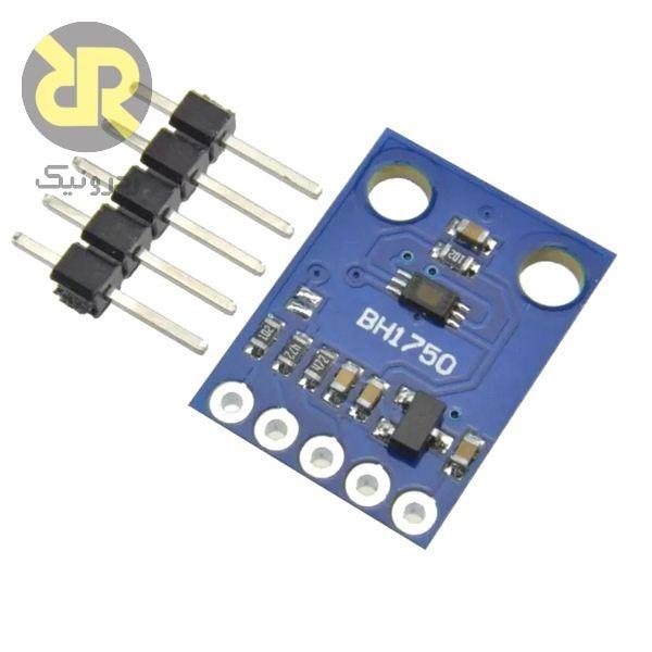 ماژول سنسور تشخیص نور محیطی BH1750FVI