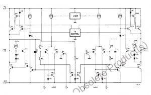 آمپلی فایر صدا TDA2822M