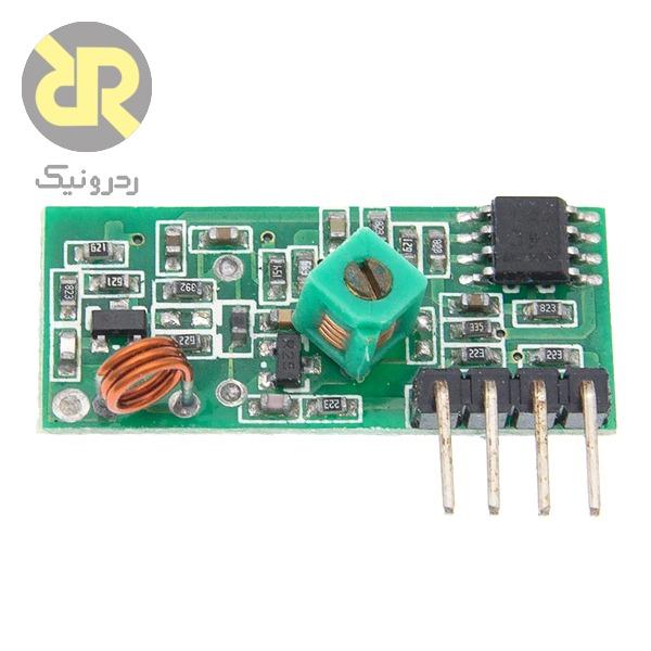 پک ماژول فرستنده گیرنده رادیویی MX-05V ASK-R433