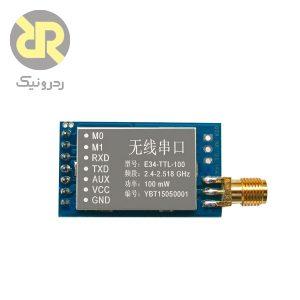ماژول فرستنده گیرنده رادیویی 2.4 گیگاهرتز E34-TTL100