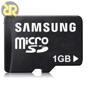 کارت حافظه Micro SD 1G
