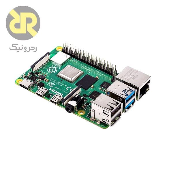 رسپبری پای Raspberry pi 4 model B