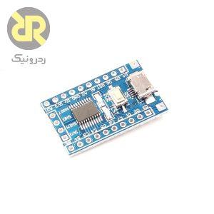 STM8S103F3P6 expansion board