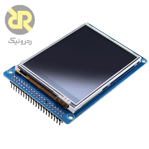 ماژول نمایشگر TFT LCD فول کالر 3.2 اینچ