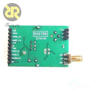 ماژول گیرنده صدا و تصویر RX6788