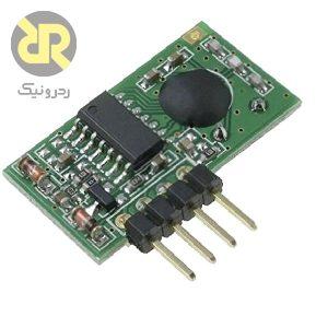 ماژول گیرنده رادیویی 433 مگاهرتز HM-R REV1.0