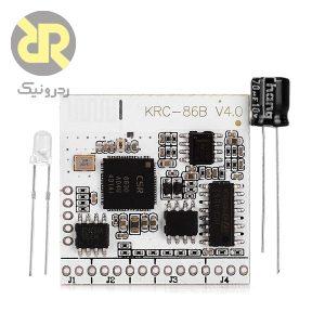 ماژول گیرنده بلوتوثی صدا KRC-86B V4.0