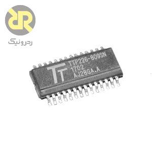آی سی سنسور تاچ خازنی TTP226