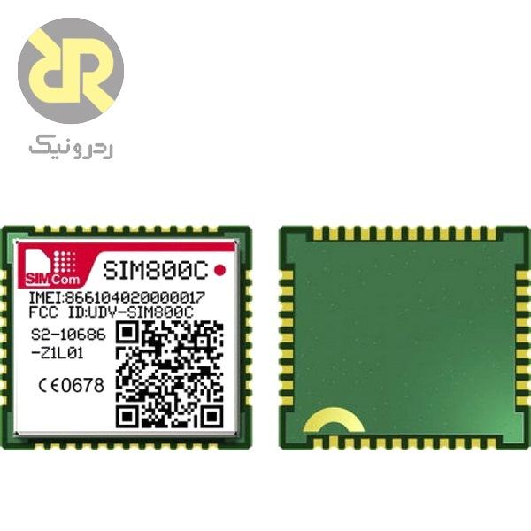 ماژول جی اس ام SIM800C