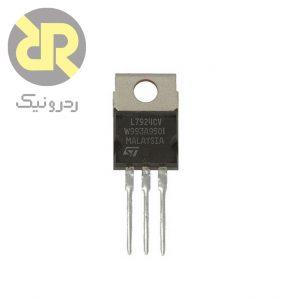 رگولاتور ولتاژ منفی 24 ولت L7924CV