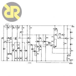 رگولاتور ولتاژ متغیر LM317K