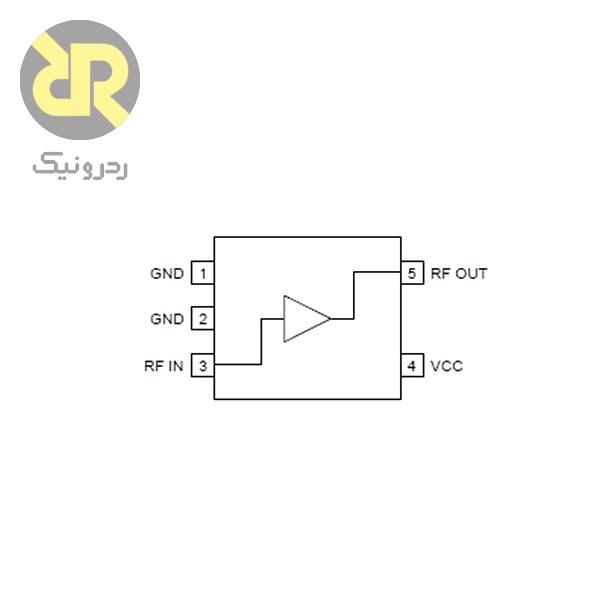 آی سی تقویت کننده مخابراتی RF2323