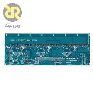 برد مدار چاپی اینورتر 3000 وات 3 فاز EGP3000W