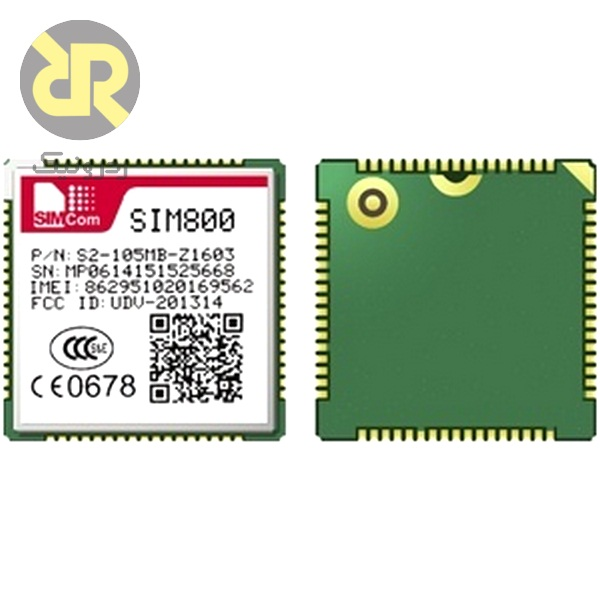 ماژول جی اس ام SIM800