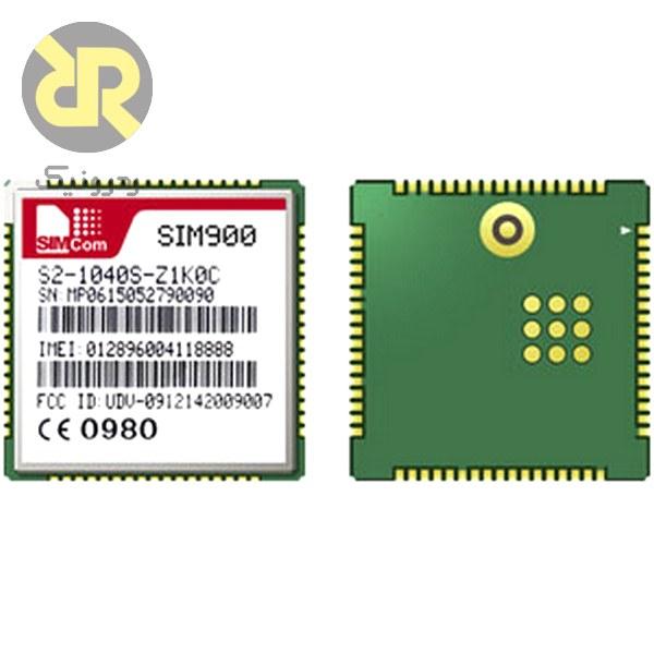 ماژول جی اس ام SIM900
