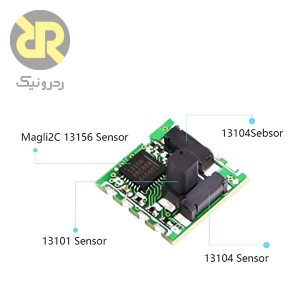 ماژول سنسور مغناطیس سنج سه محوره RM3100