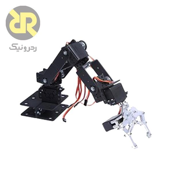 ربات بازو با ۶ درجه آزادی RedBot ARM601-6DOF