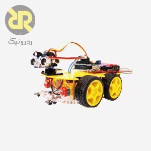 ربات کنترلی 4 چرخ