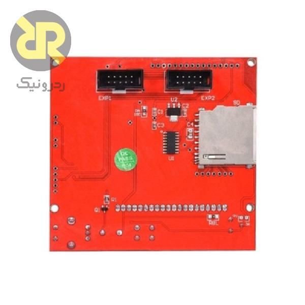 نمایشگر کنترلر پرینتر سه بعدی ۶۴*۱۲۸