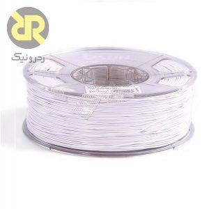 فیلامنت سفید PLA پرینتر سه بعدی برند eSUN