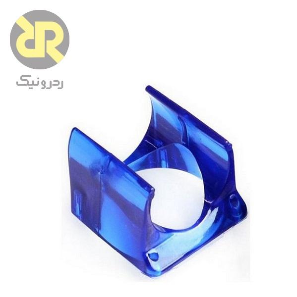 محافظ و نگهدارنده فن HOTEND بر روی HOTEND وصل می شود و باعث عملکرد صحیح این قسمت از پرینتر سه بعدی می باشد
