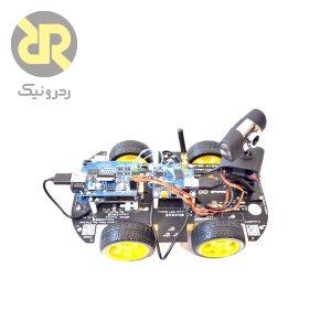 ربات هوشمند به همراه دوربین