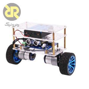 پک کامل ربات تعادلی yahboom arduino two wheels