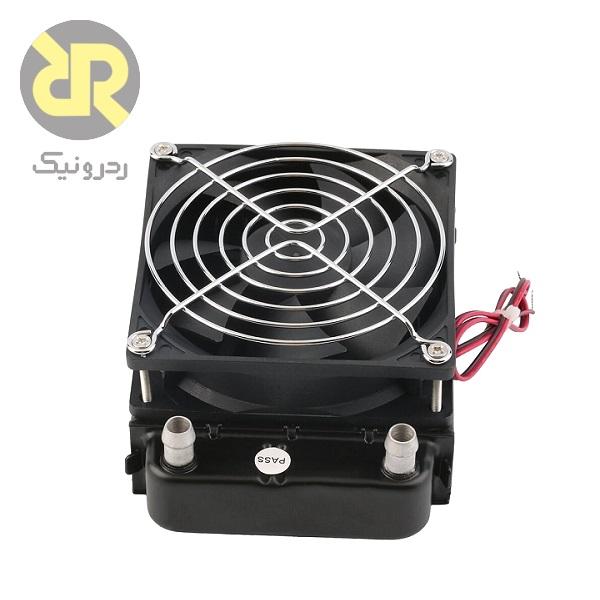 فن خنک کننده CPU دارای سیستم Water Cooling