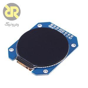 نمایشگر فول کالر دایره ای 1.28 اینچ IPS