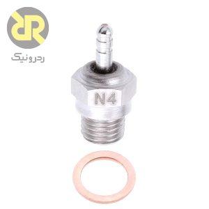 شمع موتور سوختی توکی Glow Plugs N4