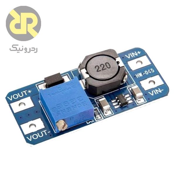 ماژول افزاینده ولتاژ MT3608