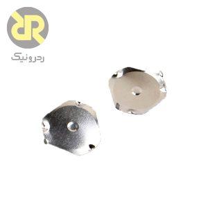 کلید پولکی فلزی با قطر 10.5 میلی متر