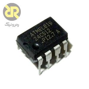 آی سی حافظه AT24C512 نوع EEPROM,